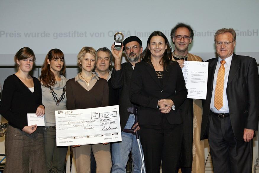 Eine-Welt-Preis 2007