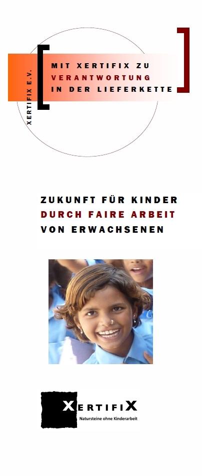 Flyer Titelseite