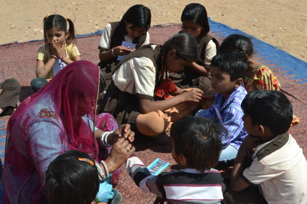 Gesundheits- und Hygieneprogramm